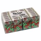 Tic Tac Citron vert / Orange (lot de 2)