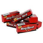 BIG RED Chewing-Gum Cannelle (lot de 3)