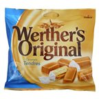 Werther's Original Caramels Tendres (lot de 4)