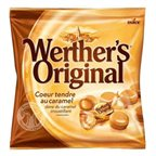 Werther's Original Coeur Tendre au Caramel (lot de 4)