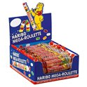 Haribo Méga-Roulette Fruits (lot de 2)