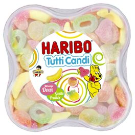 Haribo Tutti Candy Box (lot de 2)