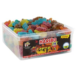 Haribo Spicy Pik (lot de 2)