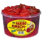 Haribo Cherry-Cola Cerise-Cola (lot de 2)