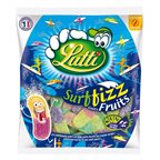 Lutti Surfizz Fruits 200g (lot de 2)