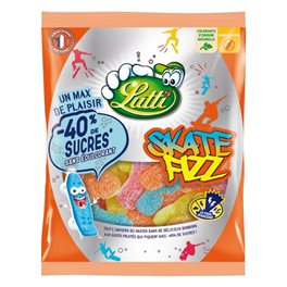 Lutti Skate Fizz 130g (lot de 2)