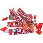 Haribo Roulettes Fruits Lot économique de 5 rouleaux