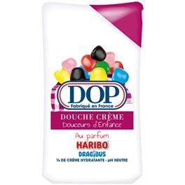DOP Gel Douche Parfum Haribo Dragibus (lot de 3) (Lot économique de 3 flacons)