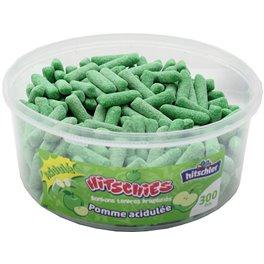 Hitschler Hitschies Pomme Acide Boîte de 300 pièces