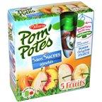 Pom'Potes 5 Fruits Jaunes