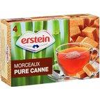 Erstein Sucre De Canne Roux Morceaux 1 Kg (lot de 3)
