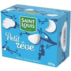 Saint Louis Petit Rêve Petits Sucres Blancs 500g (lot de 3)