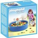 PLAYMOBIL 5572 City Life - Piscine A Balles Pour Bébés