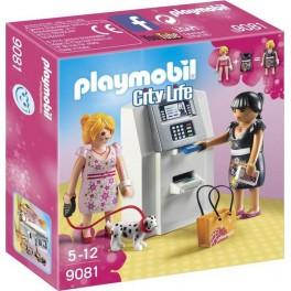 PLAYMOBIL 9081 City Life - Distributeur Automatique