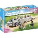 PLAYMOBIL 9227 City Life - Limousine Avec Couple De Mariés