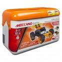 MECCANO Junior 16104 - Voiture de Course à Rétrofriction