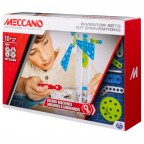 MECCANO 19601 - Kit d'Inventions