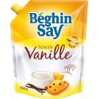Béghin Say Sucre à la Vanille Naturelle 650g (lot de 3)