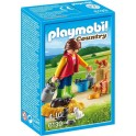 PLAYMOBIL 6139 Country - Soigneur Avec Chats
