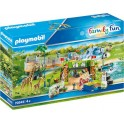 Playmobil 70341 - Family Fun - Parc animalier