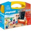 Playmobil 70314 - City Life - Valisette école
