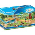Playmobil 70342 - Family Fun - Jardin Animalier