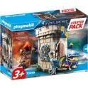 Playmobil 70499 - Novelmore - Starter Pack Donjon Novelmore