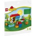 Lego Duplo DUPLO 2304 - Grande plaque base verte