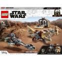 LEGO Star Wars 75299 The Mandalorian Conflit à Tatooine