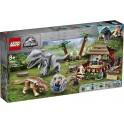 LEGO Jurassic World 75941 - L'Indominus Rex contre l'Ankylosaure