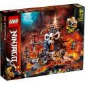 LEGO NINJAGO 71722 - Le donjon du Sorcier au Crâne