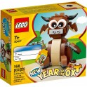 LEGO 40417 L'année du Buffle Year of the Ox