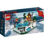LEGO 40416 La Patinoire