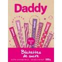 Daddy Bûchettes Sucre en poudre