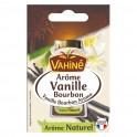 Vahiné Arôme Vanille Bourbon Arôme Naturel 20ml (lot de 3)