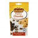 Vahiné Pépites Chunks Maxi Pépites Chocolat Super Fondantes 100g (lot de 3)