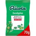 Ricola Bonbons eucalyptus s/sucres